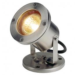 Aanbieding SLV 229090 Nautilus MR16 Edelstaal 12V grondspot tuinverlichting