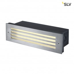 SLV 229110 Brick Mesh LED wand inbouwspot