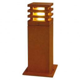 SLV 229420 Rusty Square 40 cortenstaal tuinverlichting