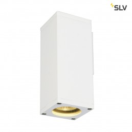 SLV 229521 Theo wall Out LED wit wandlamp buiten