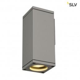 Actie SLV 229524 Theo wall Out zilvergrijs wandlamp buiten