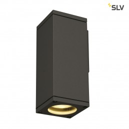 SLV 229525 Theo wall Out LED antraciet wandlamp buiten