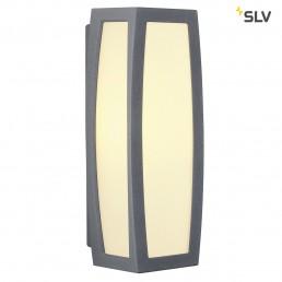 SLV 230045 Meridian Box antraciet wandlamp buiten