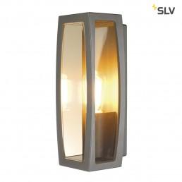 SLV 230655 Meridian box 2 wandlamp buitenverlichting