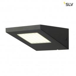 SLV 231315 Iperi WL antraciet LED koelwit wandlamp buiten