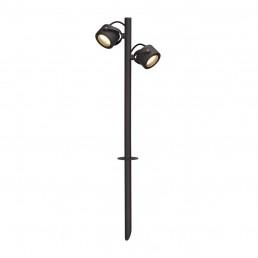 Actie SLV 231535 Sitra 360 SL Spike antraciet tuinverlichting