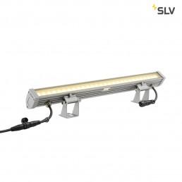 SLV 231954 galen led 60cm zilvergrijs 1xled 3000k