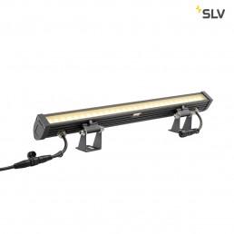 SLV 231955 galen led 60cm zilvergrijs 1xled 6500k