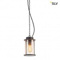 SLV 232065 Photonia hanglamp buiten antraciet 1xe27