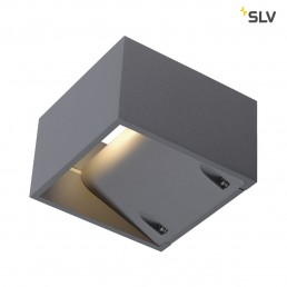 SLV 232104 Logs Wall wandlamp buitenverlichting led