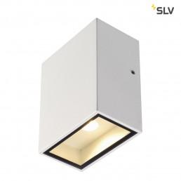 SLV 232431 Quad 1 XL LED wit wandlamp buiten