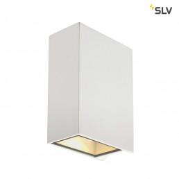Actie SLV 232441 Quad 2 XL LED Up & Down wit wandlamp buiten