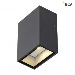 Actie SLV 232465 Quad 1 LED wandlamp buiten