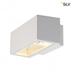 SLV 232481 Box R7s wit wandlamp buiten