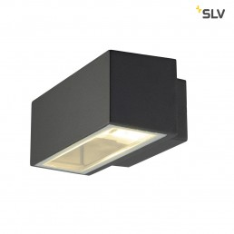 SLV 232485 Box R7s antraciet wandlamp buiten