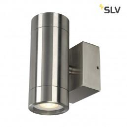 SLV 233302 Astina Steel GU10 wandlamp buiten