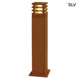 SLV 233437 Rusty Square 70 LED tuinverlichting cortenstaal