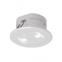 SLV 240006 p-light noodverlichting inbouw wit