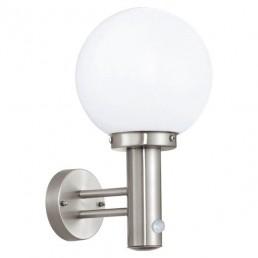 27126 Nisia Eglo met sensor wandlamp buitenverlichting