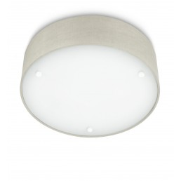 Philips myLiving Velour 301758716 plafond & wandlamp