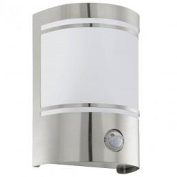 30192 Cerno met sensor Eglo wandlamp buitenverlichting