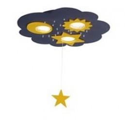 Aanbieding Massive Kico Strea 302623510 kinderlamp / lamp kinderkamer