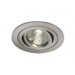 Actie SLV 111447 Tria 2 Downlight nikkel inbouwspot