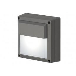 SLV 229905 WL 172 GX53 antraciet wandlamp buiten