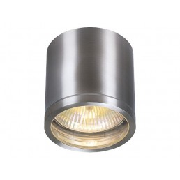SLV 1000332 Rox QPAR111 geborsteld aluminium