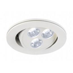 SLV 113661 Triton wit 3 LED wit inbouwspot