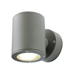Aanbieding SLV 230365 Sitra Wall Up en Down antraciet wandlamp buiten