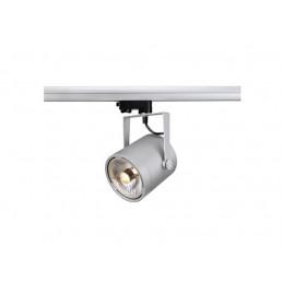 Aanbieding SLV 153424 Euro Spot ES111 zilvergrijs 3-fase railverlichting
