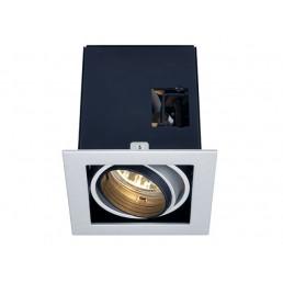 Aanbieding SLV 115304 Aixlight Pro 50 Frame 1 GU10 inbouwspot