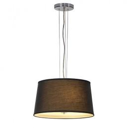 SLV Corda 155400 hanglamp zwart