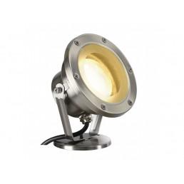 Aanbieding SLV 229730 Nautilus GX53 Stainless edelstaal tuinverlichting