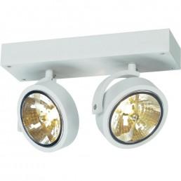 Aanbieding SLV 147261 Kalu 2 wit plafondlamp