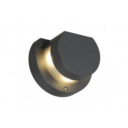 SLV 231485 Kyklop Wall antraciet LED warmwit wandlamp buiten