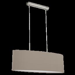 Aanbieding 31581 Eglo Pasteri taupe hanglamp