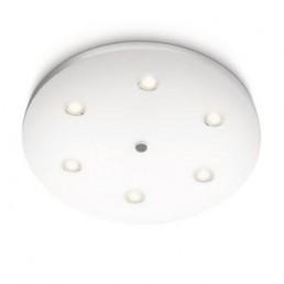 321583116 Philips Ledino Syma led plafondlamp wit
