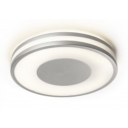 Aanbieding Philips Ecomoods 326104816 Being aluminium plafondlamp