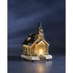 Beschadigde verpakking Konstsmide 3463-000 decoratie kerk