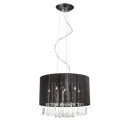 Massive  Kandi 369753010 hanglamp zwart