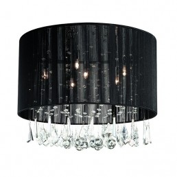 Massive  Kandi 369763010 plafondlamp zwart
