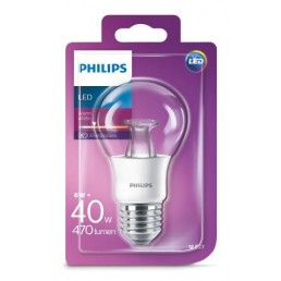 Aanbieding Philips LED 40W A60 E27 WW CL ND 1BC/4