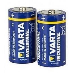 2 stuks batterijen C LR14 Varta 4008496356522