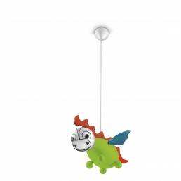myKidsRoom Drakey 402295516 kinderlamp Philips