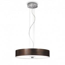 Aanbieding Philips Ecomoods 403391116 Fair chroom hanglamp