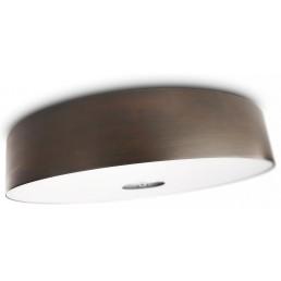 Aanbieding Philips Ecomoods 403401116 Fair chroom plafondlamp