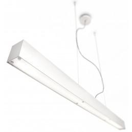 Aanbieding Philips Ecomoods 403413116 Authentis wit hanglamp