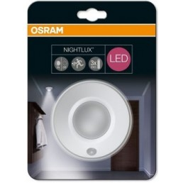 Osram Nightlux plafond nachtlampje met sensor wit